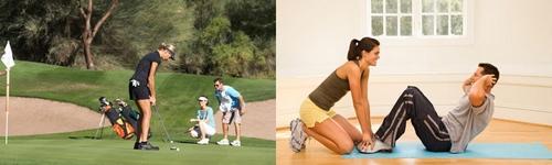 Si le sport qui défoule est connu et reconnu, le sport zen et destressant est moins connu