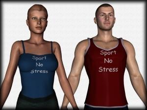 La méthode No-Stress, que Pascale et Marc proposent, offre de vraies solutions à médiation corporelle.