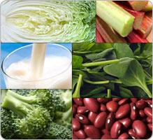 Où trouver du calcium, l'aliment no-stress ?