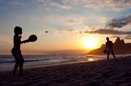 Plaisir, détente, vraies vacances :o)