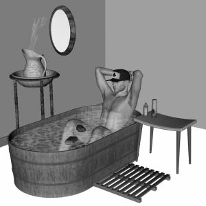 Le Bain, une technique ancestrale de déstress