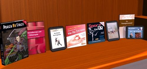 Nos livres No-Stress