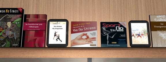 Récapitulatif des tous nos livres No-Stress