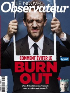 Le nouvel Observateur : burn-out