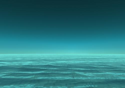 infinite ocean sea.