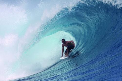 Maitrise en surf