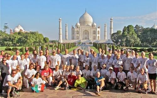 Foulées de la soie (Inde 2013)