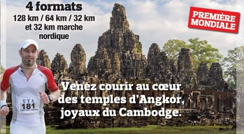 Ultra Trail d' Angkor
