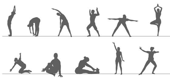 Ma routine de Yoga
